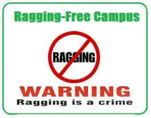 Ragging and Hotel management colleges in India