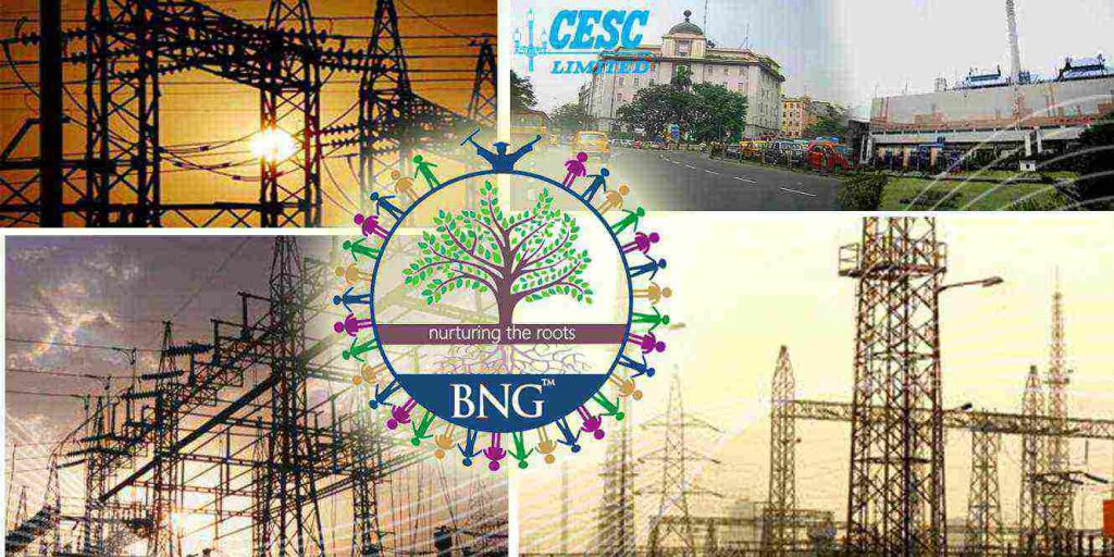 cesc Calcutta Electric Supply Corporation