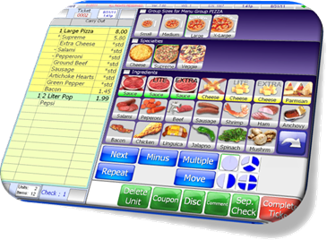 Restaurant Management System in a hotel