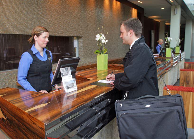 hotel guest registration 1