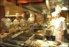 Food and Beverage Outlets Grill Room Or Rotisserie