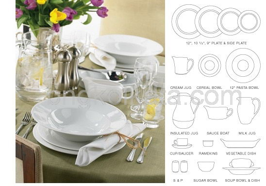 Crockery Food and Beverage Service Equipment