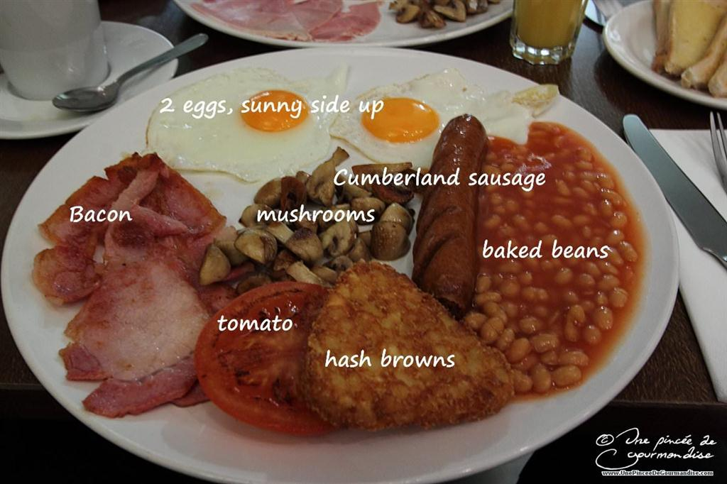 English Breakfast 1