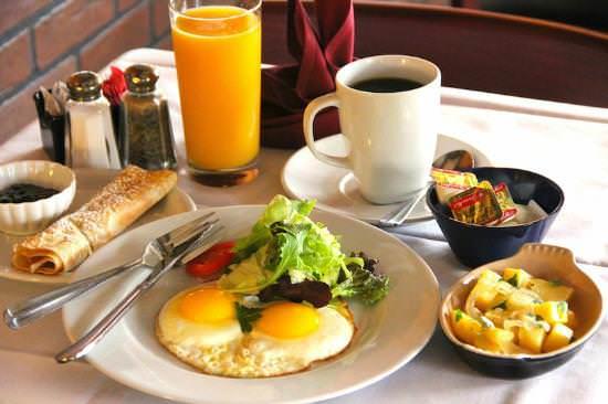American Breakfast 1