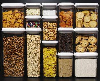 food storage in hotel