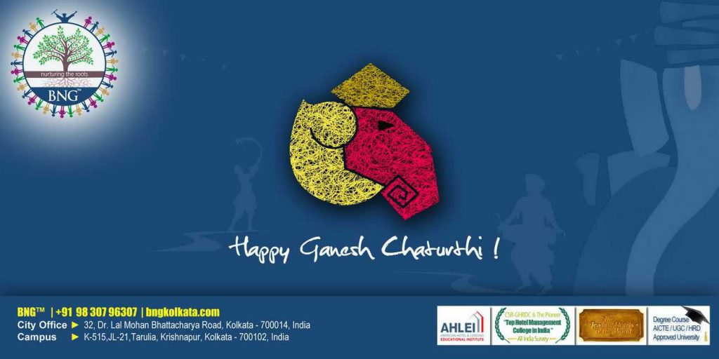 Happy Ganesh Chaturthi from BNG