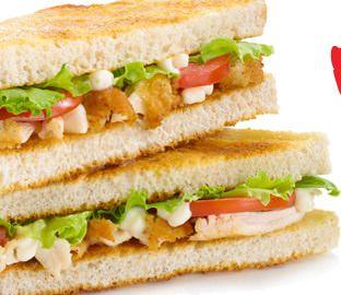 sandwich s in kitchen