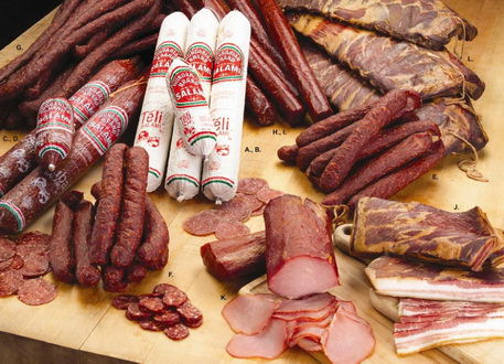 All about Sausage and Salami