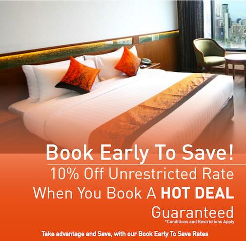 hotel promotion ideas