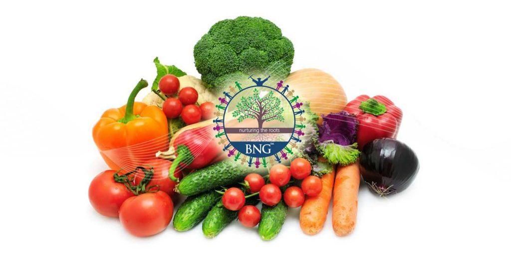 vegetable types