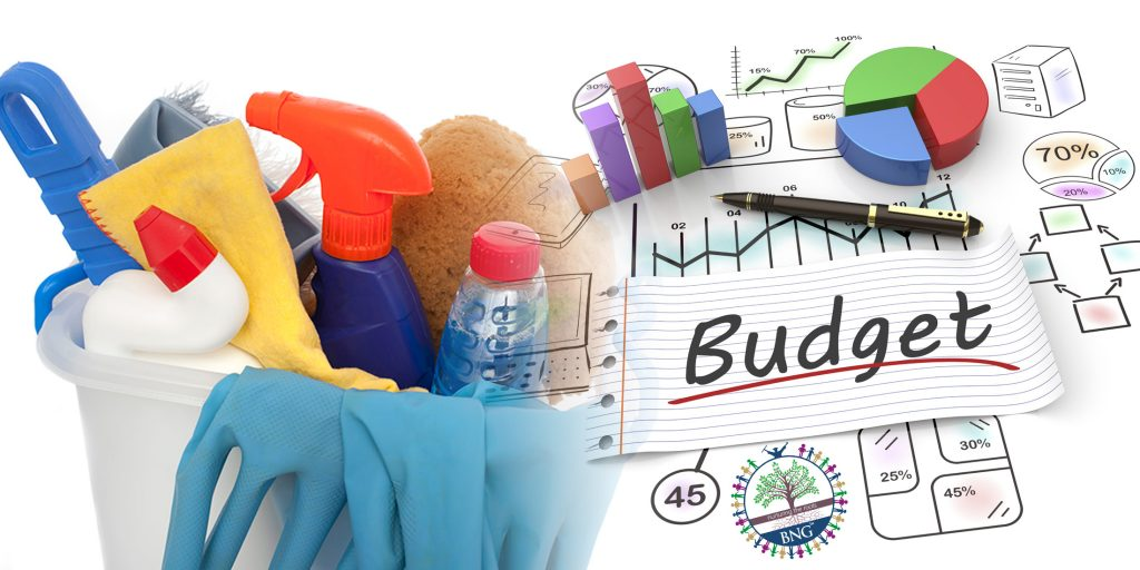 Budget for hotel House keeping by BNG Hotel Management Kolkata