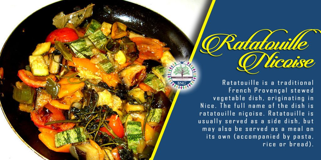 ratatouille nicoise recipe bng hotel management kolkata
