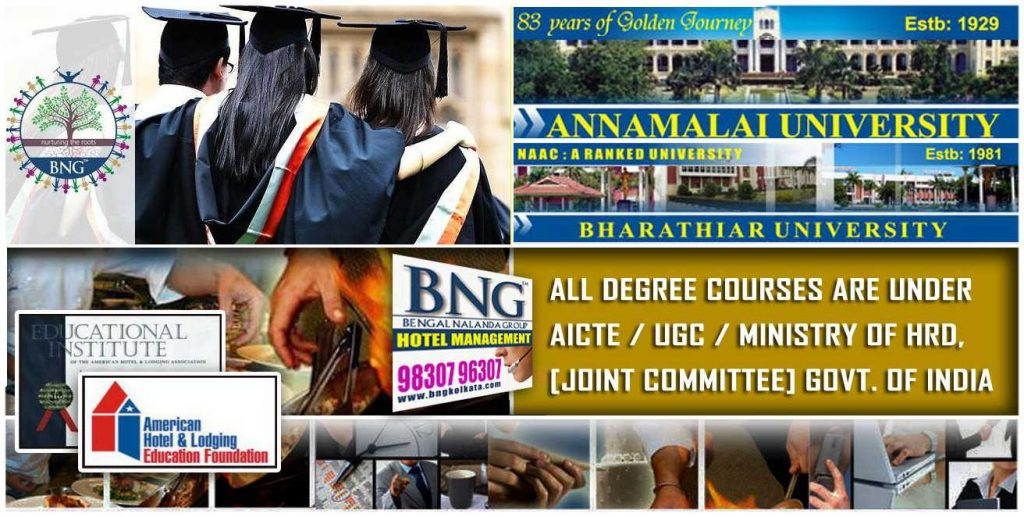 hotel management degree at BNG