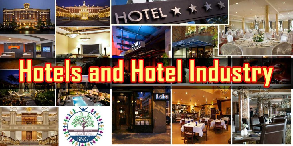 what is hotel and hotel industry defination