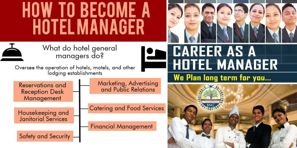 Hotel General Manager Career