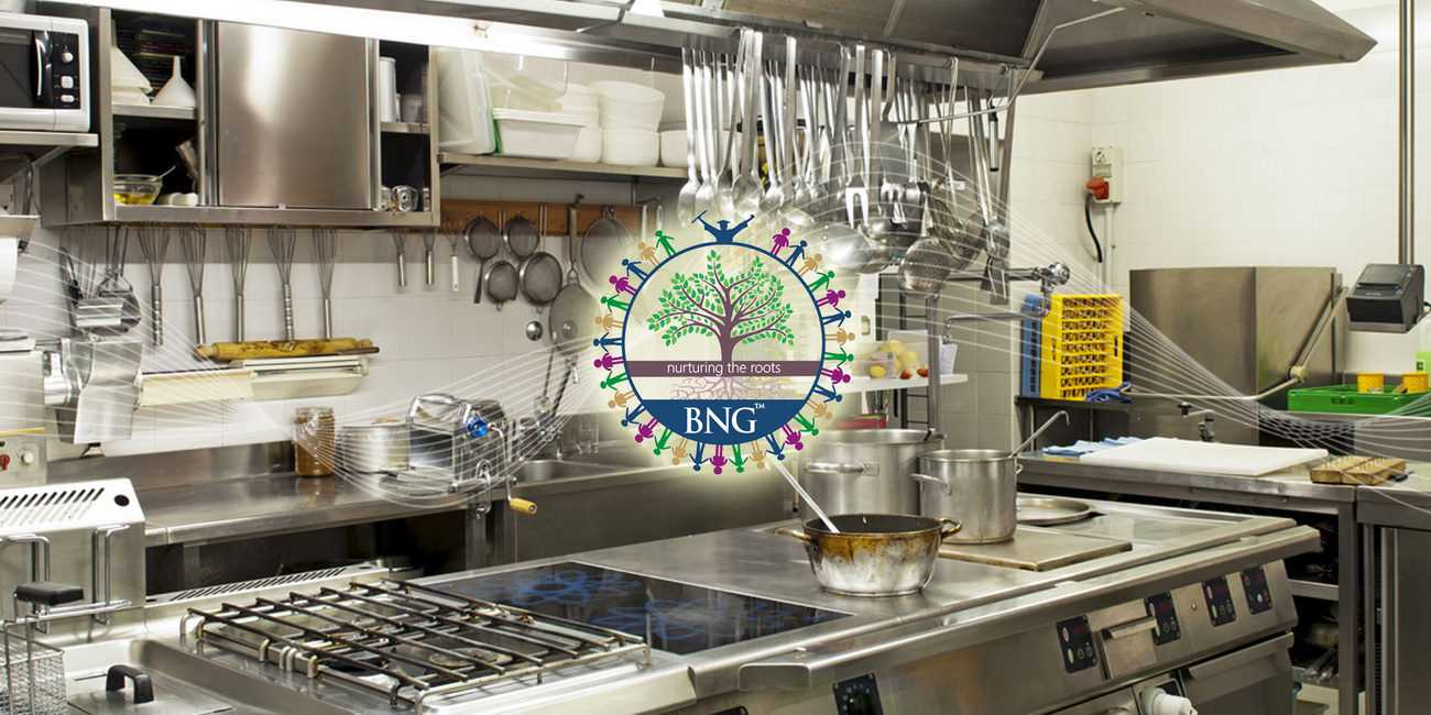 Kitchen Equipment In Hotels Bng
