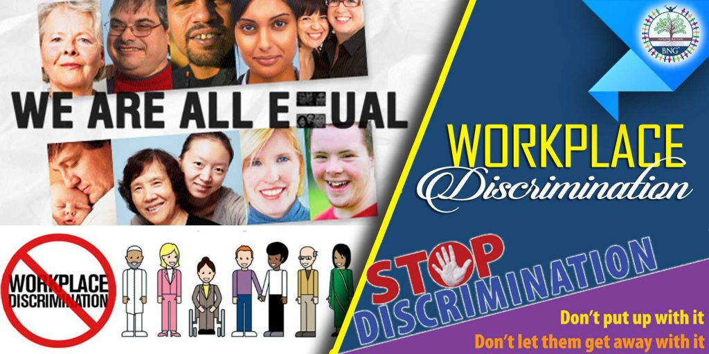 workplace discrimination act by bng