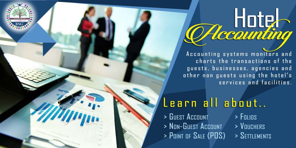 hotel front office accounting system by BNG Hotel Management kolkata