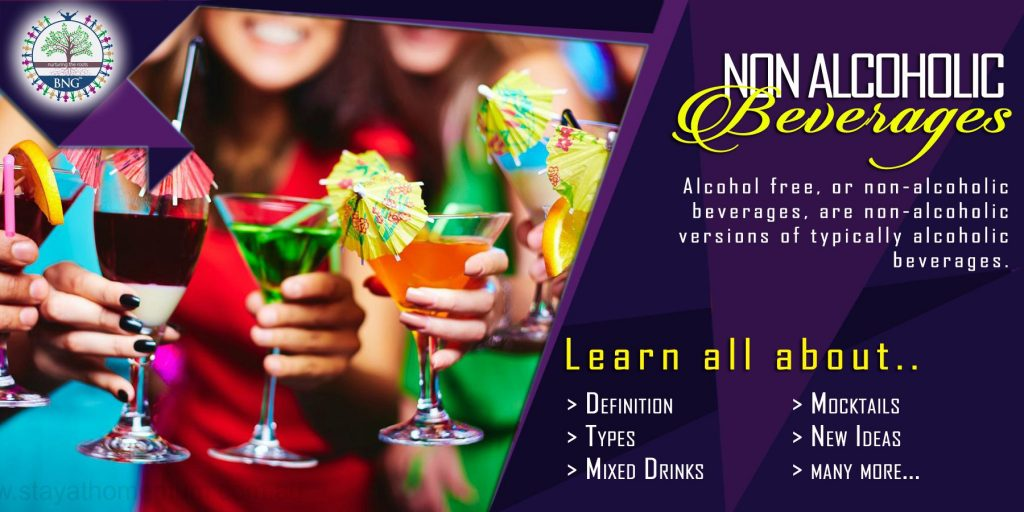Non Alcoholic Beverages by BNG Hotel Management Kolkata