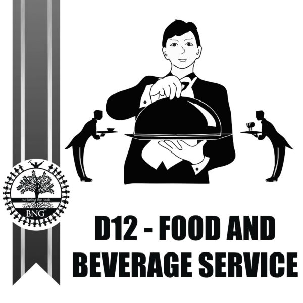 Food and Beverage Service Basics