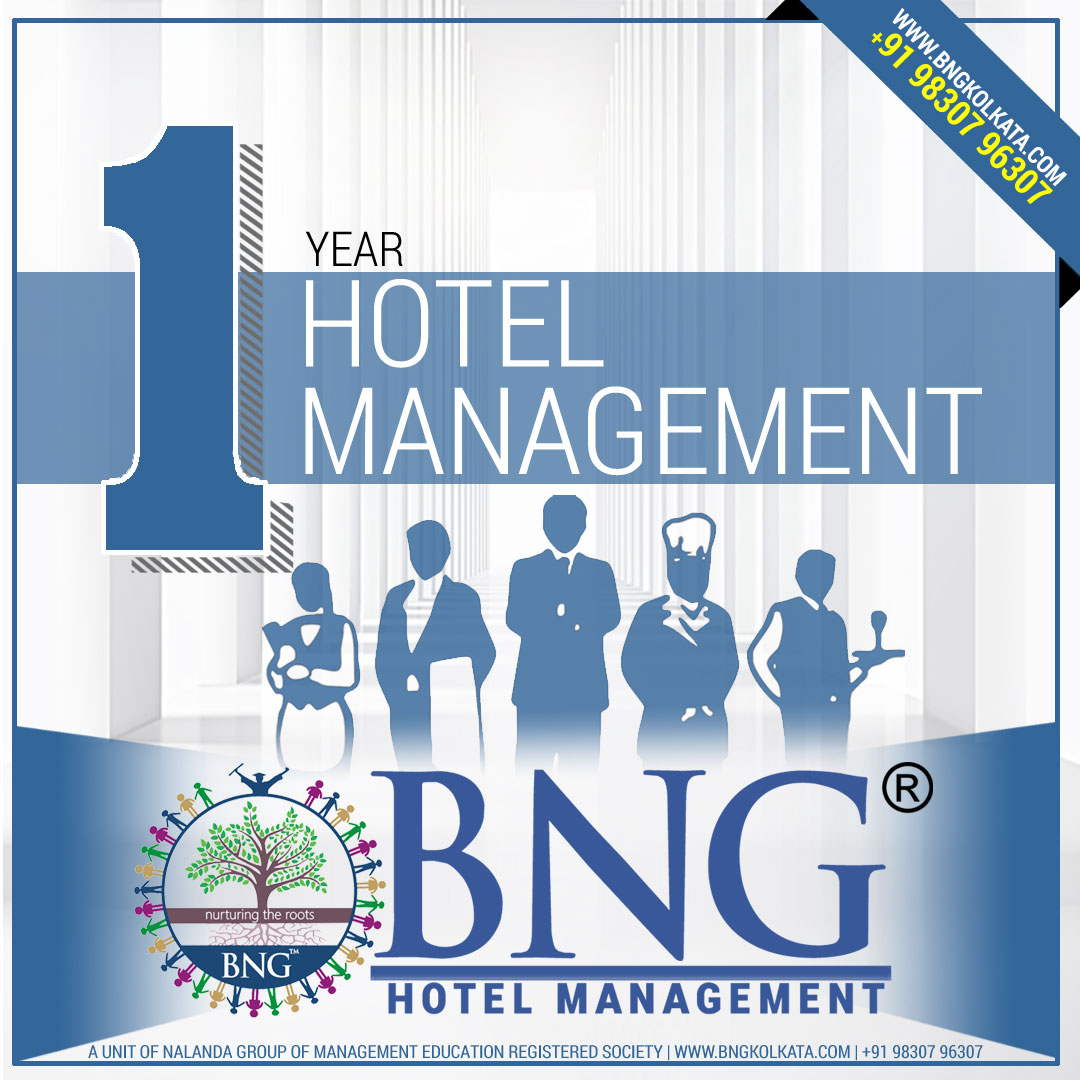 Hotel Management 1 Year Program