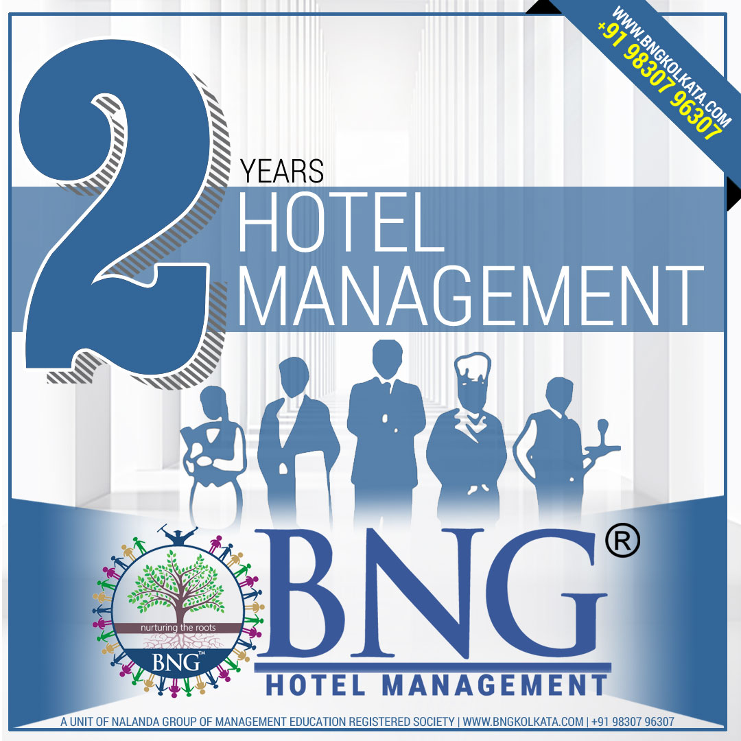 Hotel Management 2 Years Program