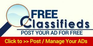 Post and Manage Your Ad Free