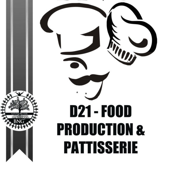 Food Production Pattisserie Advanced