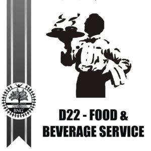 Food Beverage Service Advanced