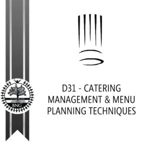 Catering Management and Menu Planning Techniques