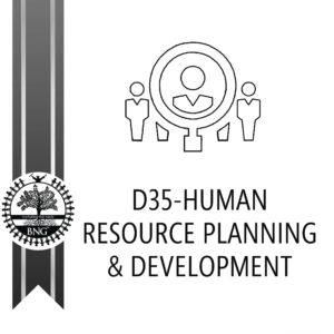 Human Resource Planning and Development
