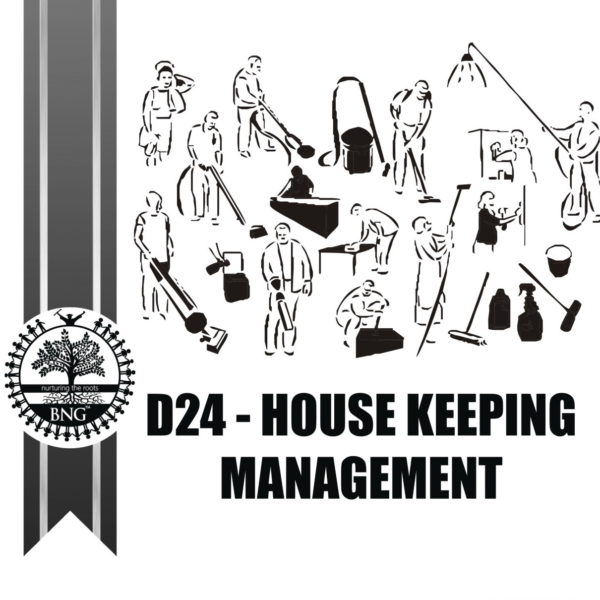 House Keeping Management