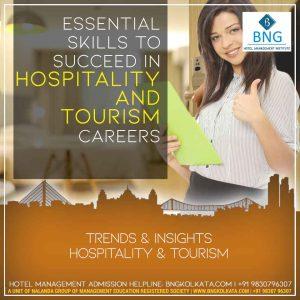 hospitality and tourism careers