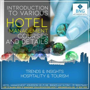Introduction to Various Hotel Management Course Details image